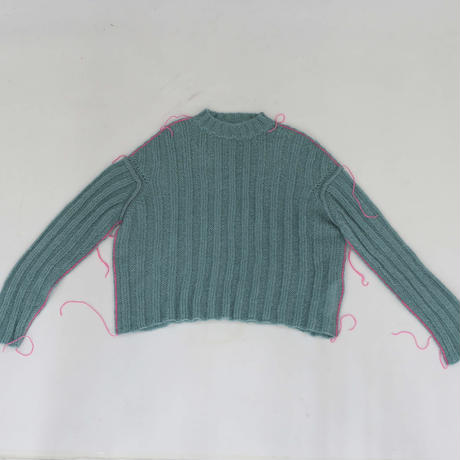 UGLY SWEATER CLUB - AWKWARD - knit pullover