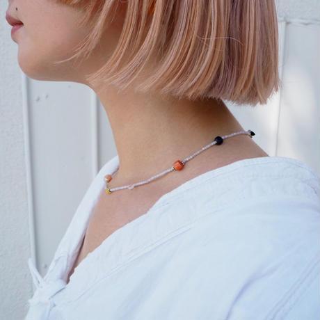 Nyima × MELANGE collaboration necklace