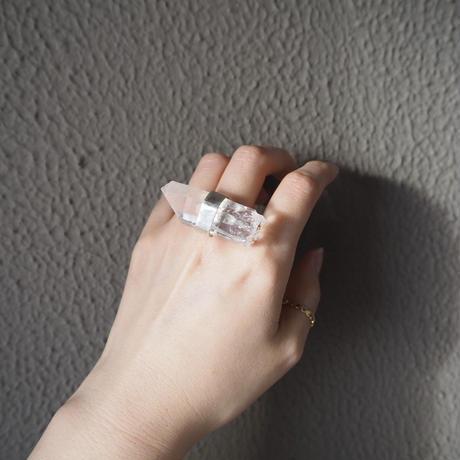 Nyima quartz ring