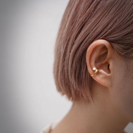 Atlica  diamond ear cuff