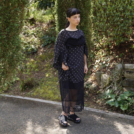 DECO depuis 1985 -DOUBLE DOT DRESS-