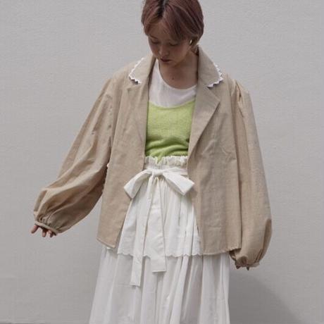 ACCIDENTE CON FLORES - MOON SAND - jacket