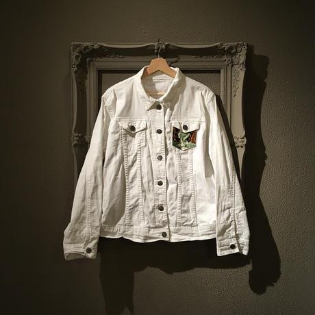 Frankie Customized Denim Jacket