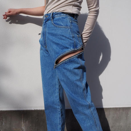 PONY STONE  Denim Pants KAYLA