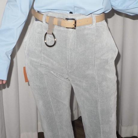 kotohayokozawa corduroy pants
