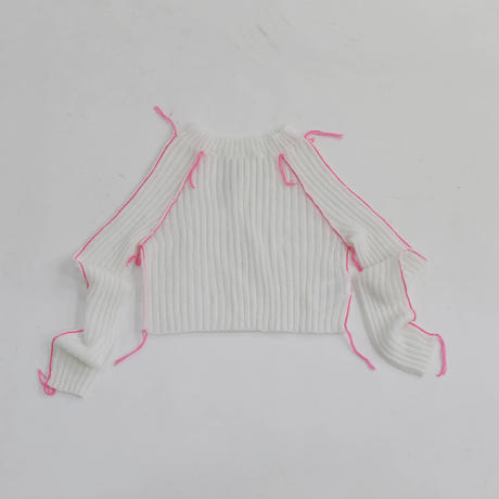 UGLY SWEATER CLUB - ABSENT MINDED - knit pullover