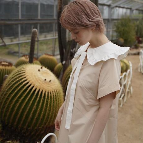 naokitomizuka -ruffled collar-