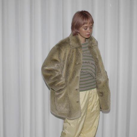 kotohayokozawa fur coat