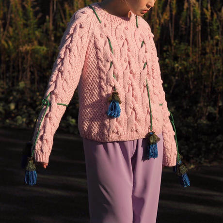 SIIILON ohana knit pullover