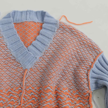 UGLY SWEATER CLUB - ACCIDENTAL - knit pullover