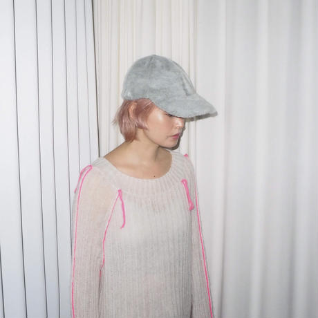 kotohayokozawa fur cap