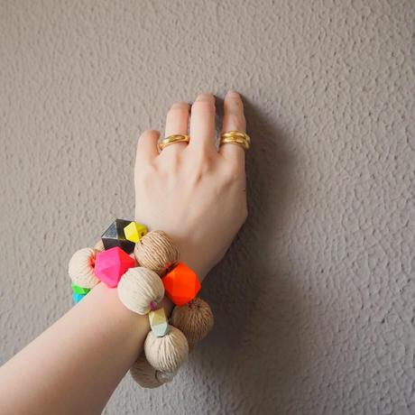 pono'i Raffia bracelet