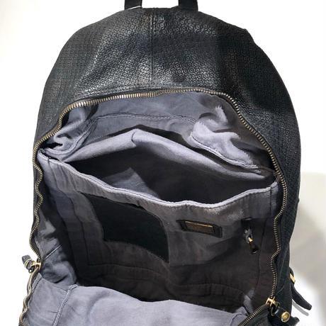 【CAMPOMAGGI】レザーバッグ BLACK/072491858