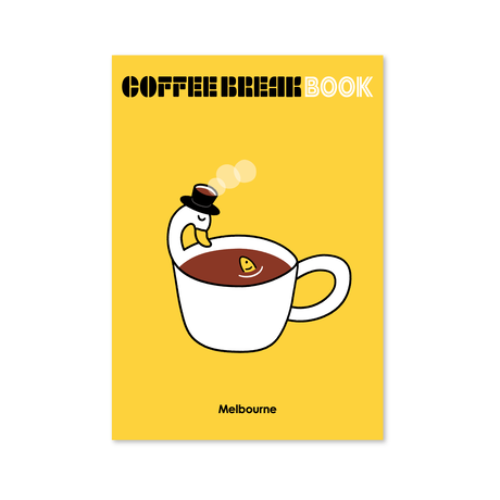 『COFFEE BREAK BOOK』