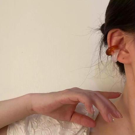 【再販なし】Acryl EAR CUFF