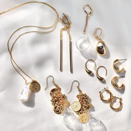 Glacé pearl necklace silver925