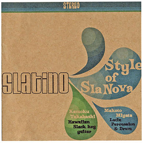 SLATINO / STYLE OF SLATINO!!(CD-R)自主制作