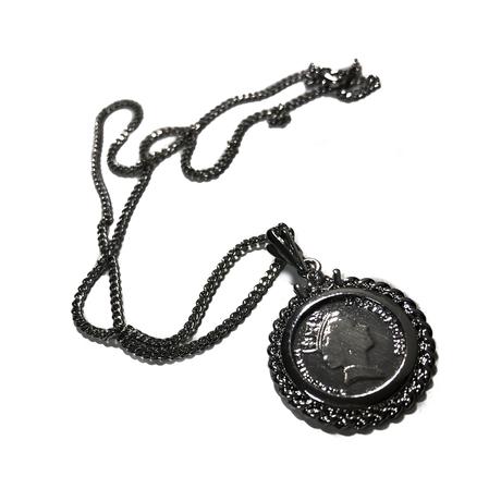 Elizabeth Coin Necklace