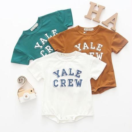YALE CREWロンパース(630)