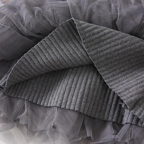 3colorチュチュボリュームドレス(973)
