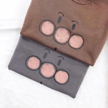 ダークアンパン半袖Tシャツ(711)
