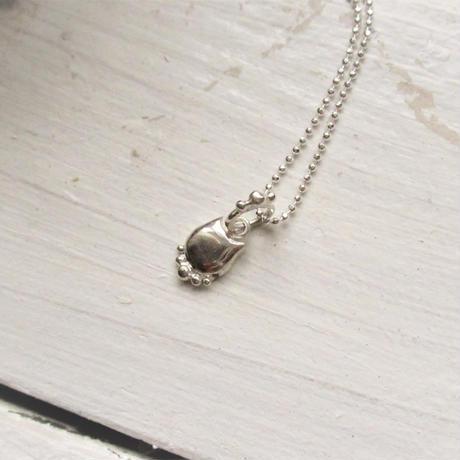 Huruhuru Soranotane 『飾り猫』Necklace