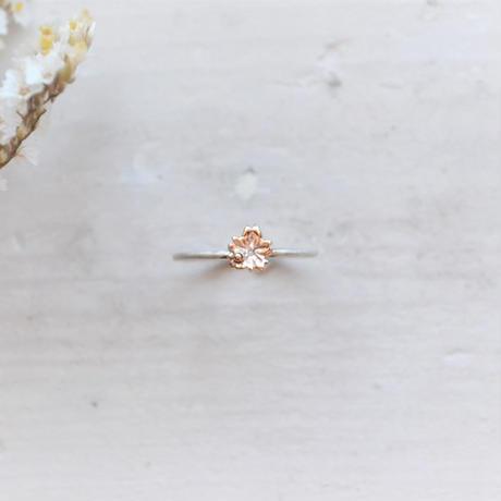MizuSakura-水桜- Ring K10PG/SV925
