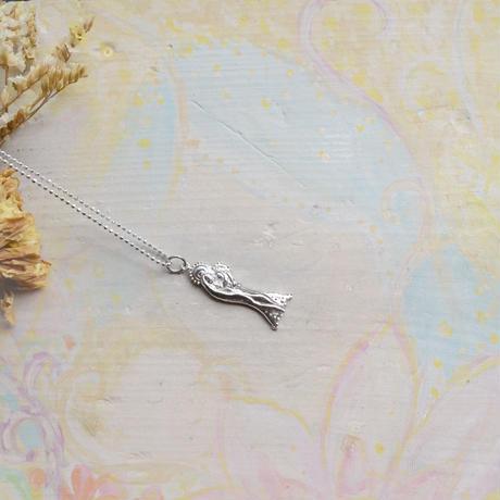 Virgin Mary Pendant - 子を抱く聖母マリア-/バックチャーム無