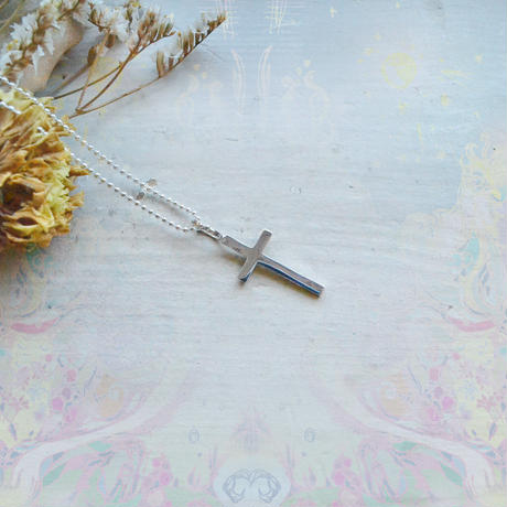 New! 2WAY Cross Pendant Top