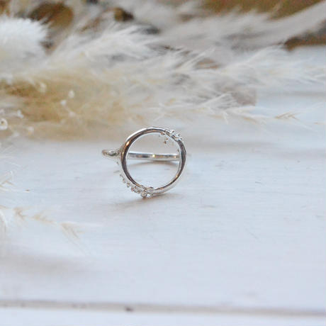 Water  Wreath -水のリース-Ring