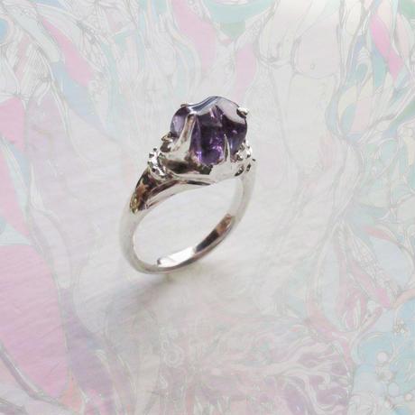 Gemstone Ametyst Ring -13-/'21soranotane