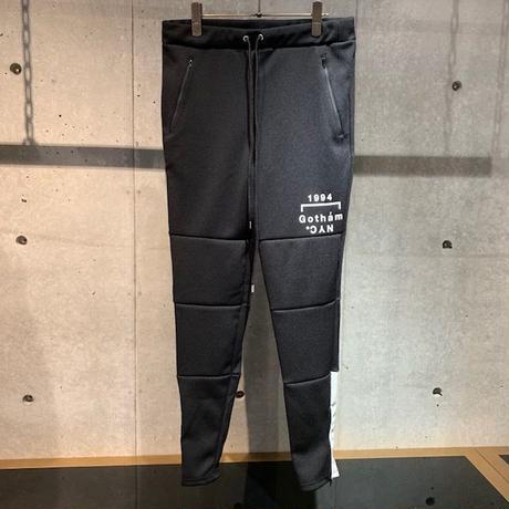 【GOTHAM NYC】スキニージャージパンツ ブラック