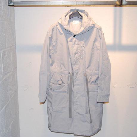 【N.MASAKI COLORS】BJ高密度クロス コート ライトグレー