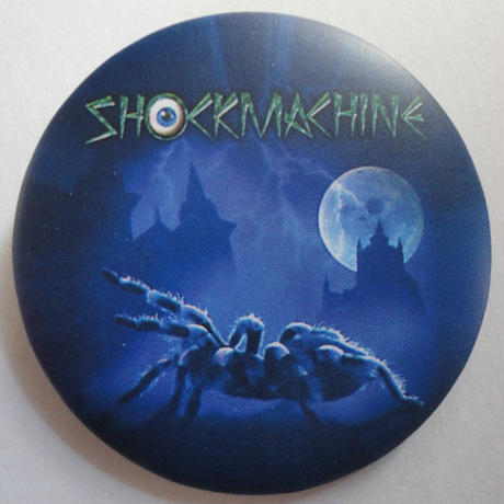 SHOCK MACHINE缶バッチ