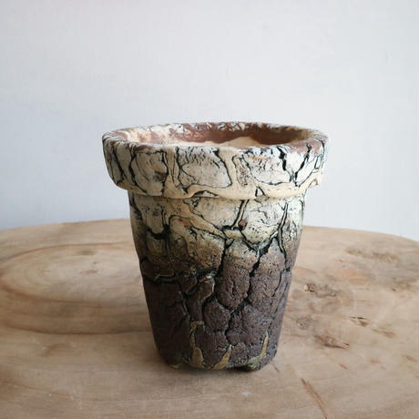 Pottery  by  Wood   no.028  φ9.5cm   タイポット