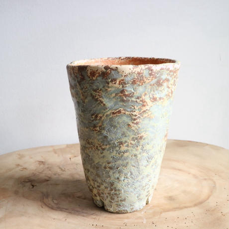 Pottery  by  Wood   no.034  φ10.5cm   タイポット
