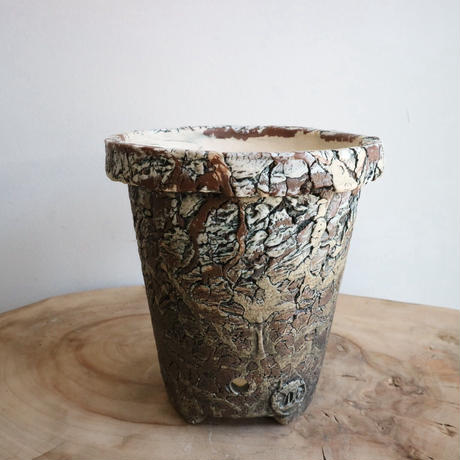Pottery  by  Wood   no.015  φ12.5cm   タイポット