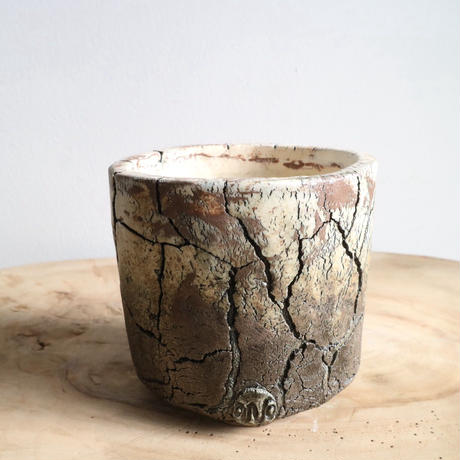 Pottery  by  Wood   no.037  φ10.5cm   タイポット