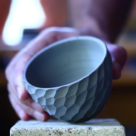 N/OH     コロ鉢  (スモーキーグレー)  XS   no.100434