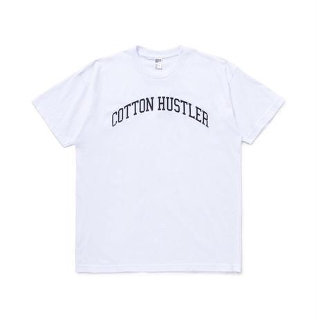 "COTTON HUSTLER ""WARD""TSHIRTS embroidery"