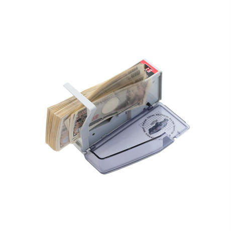 """COTTON HUSTLER """"MONEY COUNTER"""" Portable Type With embroidery Carrying Case"""