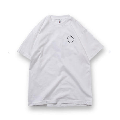 underslowjams CLOUD LOGO TEE (white)