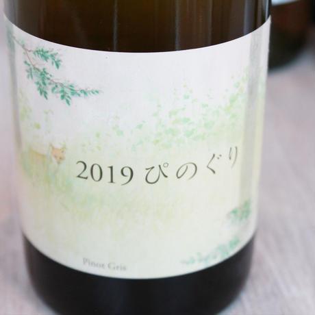 こことあるシリーズ 2019 ぴのぐり  /ココ ファーム ワイナリー