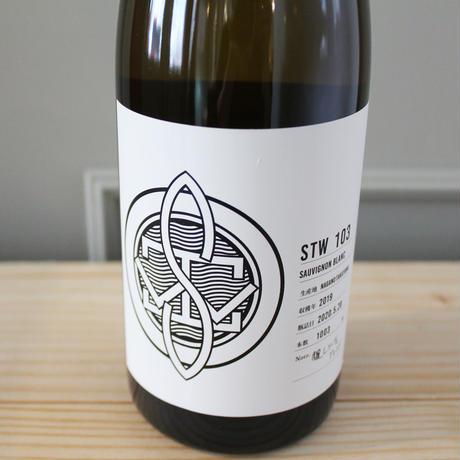 STW  103  醸しソーヴィブレンド  2019 / 信州たかやまワイナリー