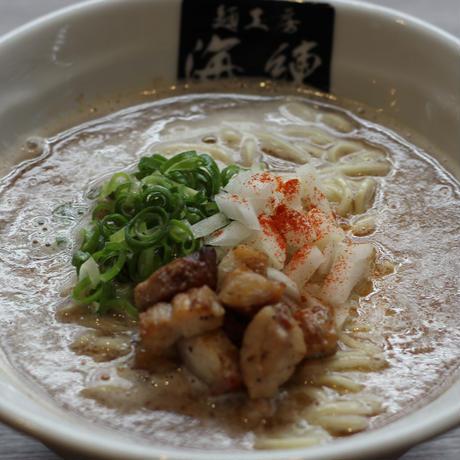 魚介豚骨ラーメン 4食セット