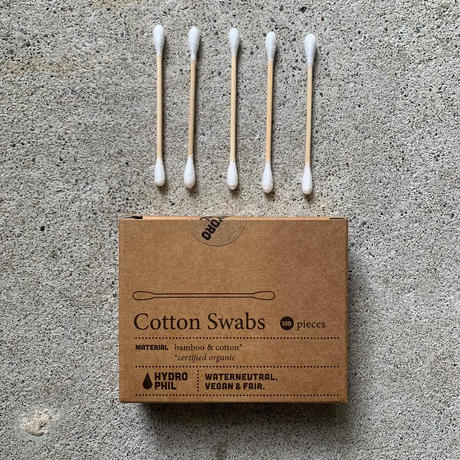 sustainable cotton swabs
