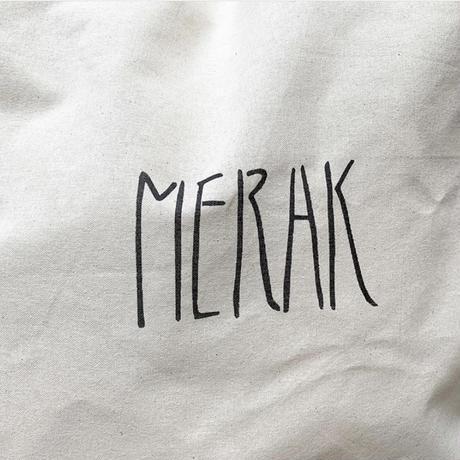 MERAK marché bag L