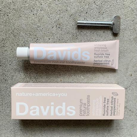 DAVIDS toothpaste 149g