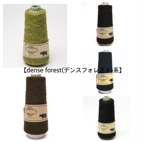 「Meili(メイリ)」100g巻コーン【dense forest(デンスフォレスト)系】