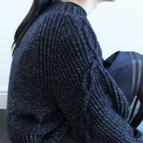 kolmio nelio「ハオルシアのセーター」キット
